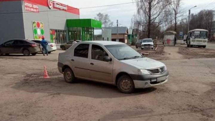 В Ивановской области два водителя задним ходом сбили двух пешеходов