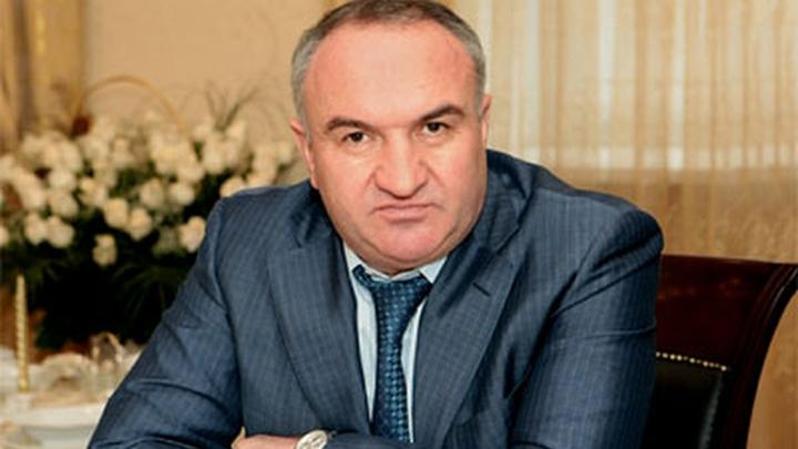 Арашуков-старший, как и его сын, получил 2 месяца ареста