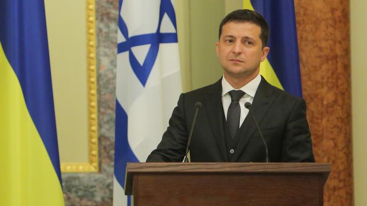 Решил стыдливо избежать появления на публике: Зеленский не приехал в Бабий Яр вместе с главным раввином Украины