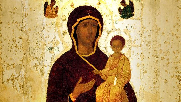 Смоленская икона Божией Матери. Православный календарь на 10 августа