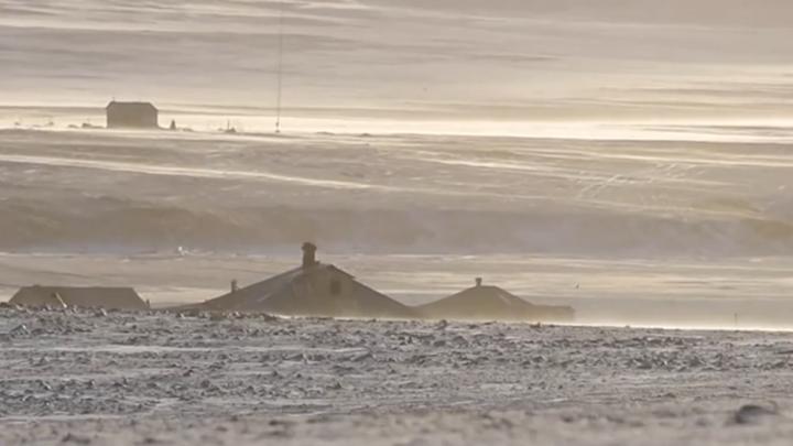 Тайна чёрного пятна раскрыта: Учёные узнали о последних минутах жизни погибшего полярника