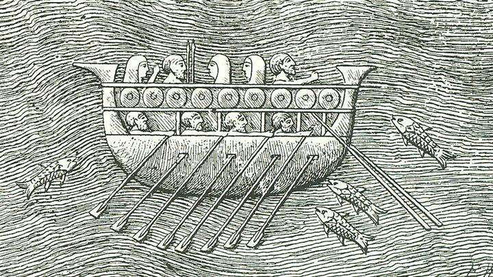 Геродот написал историю Украины: Гаспарян показал удивительный учебник