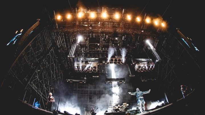 Музыканты Rammstein посмеялись над публикацией о грядущем распаде группы