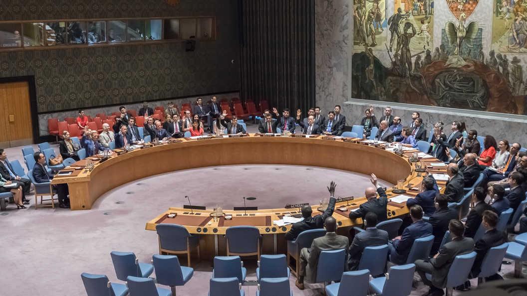 Небензя посоветовал США и КНДР прекратить накалять обстановку на Корейском полуострове