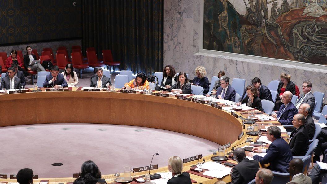 Россия предложила продлить мандат миссии по расследованию химических атак в Сирии