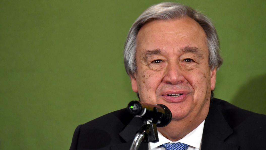 Генеральный секретарь ООН поддержал обмен пленными между Киевом иДонбассом