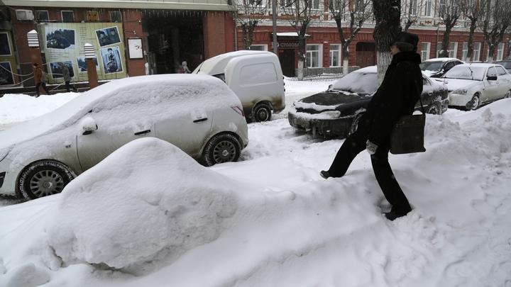 Мэр Москвы в твиттере сообщил о жертве снегопада