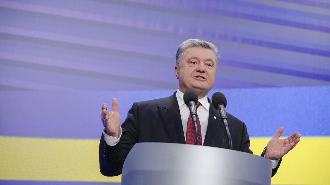 Шерхан и Табаки: Порошенко пообещал скопировать антироссийские санкции США