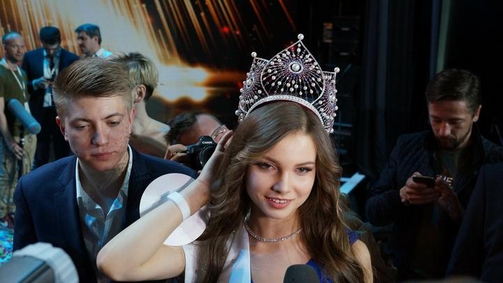 Россию на конкурсе «Мисс мира» представит начинающий журналист из Чувашии