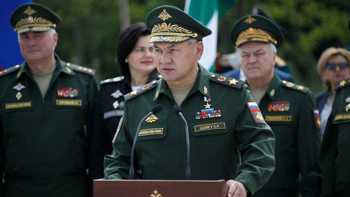 Атака на Шойгу сложилась в план о назначении Кужугетыча президентом России