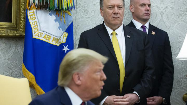Украина в кольце неприязни стран мира: в администрации Трампа объяснили отказ помогать Киеву