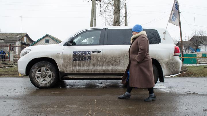 Страшнее обстрелов ВСУ? ОБСЕ выступила с обвинением в адрес представителей России в ТКГ