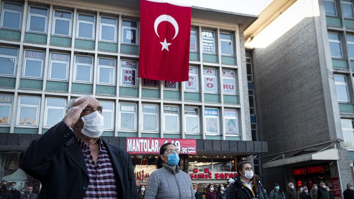 Крым, Донбасс, Ростов и другие: Турция разметила себе территории