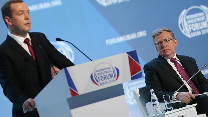 Больше не преемник: Кудрин бросил перчатку Медведеву