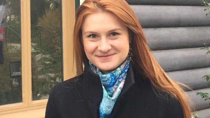 Россия признала Марию Бутину политической заключенной