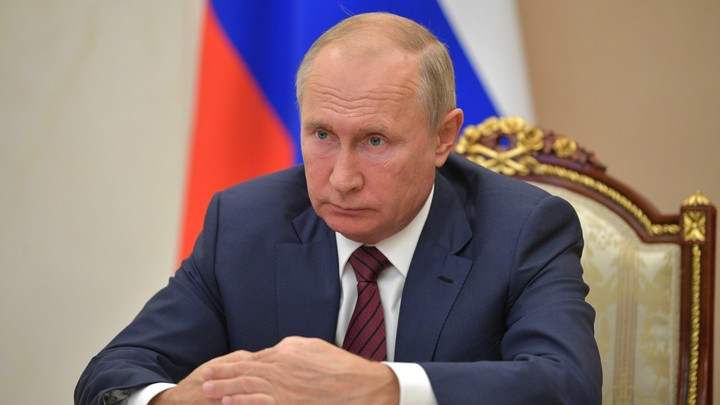 Путин на ШОС не испугался призрака пандемии: Убивают - вирусы