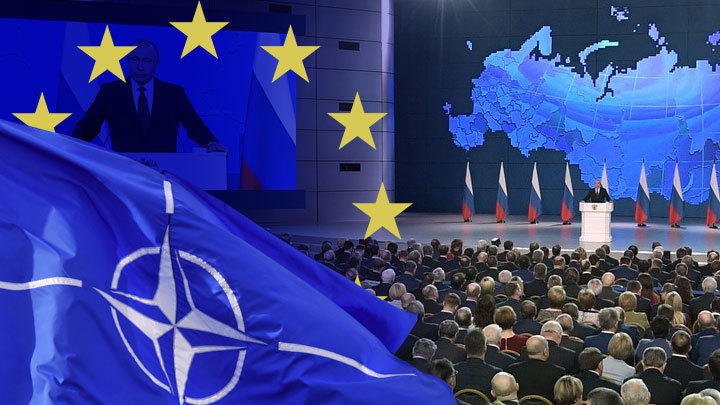 «Оливковую ветвь» Путина в НАТО приняли за новую угрозу