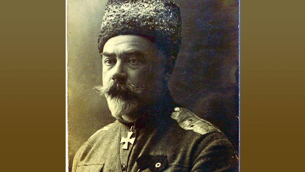 Белый генерал Русской смуты