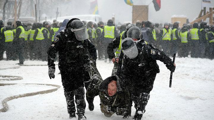 Символ украинского достоинства пал жертвой демократии Порошенко
