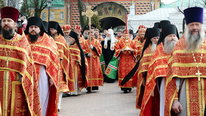 Светлая среда. Православный календарь на 11 апреля