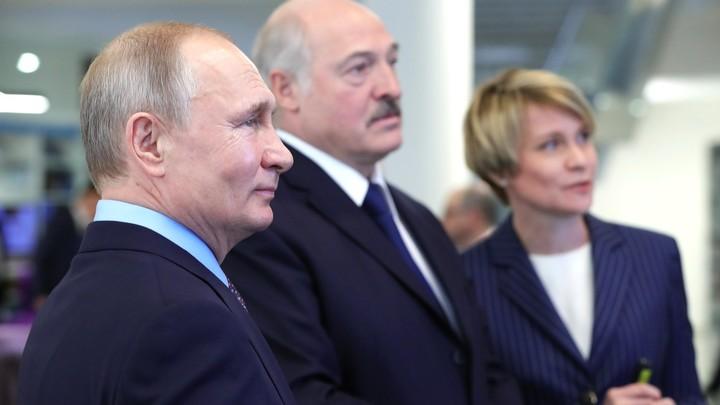 Час X все ближе: Орешкин отчитался о выполнении поручений Путина и Лукашенко