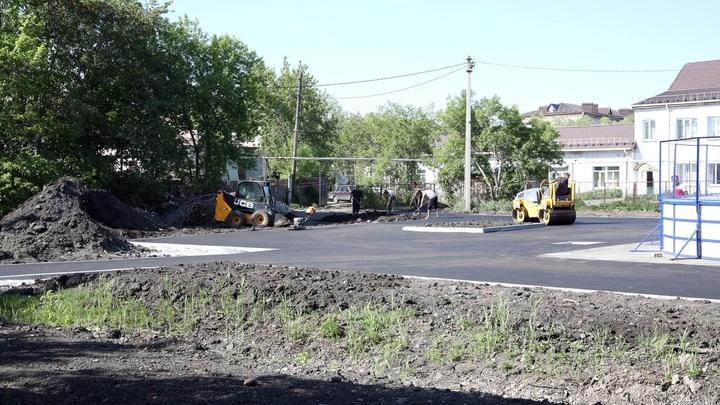 В Шумихе отремонтируют центральные улицы и оборудуют парковки