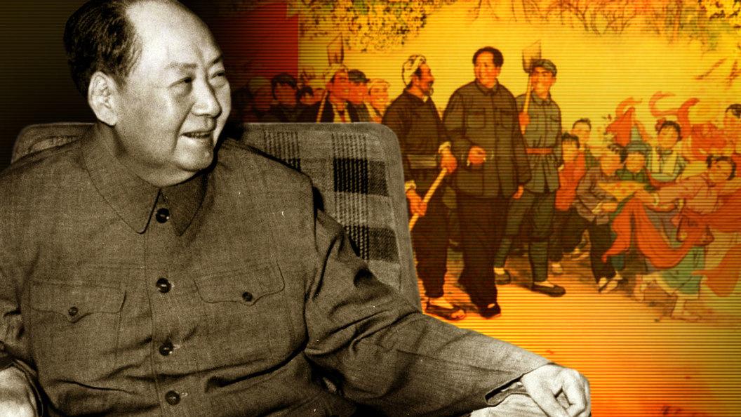 Погромы в Китае или роль случайности в истории