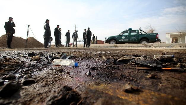 Очередной теракт ИГ на востоке Афганистана унес жизни 35 человек
