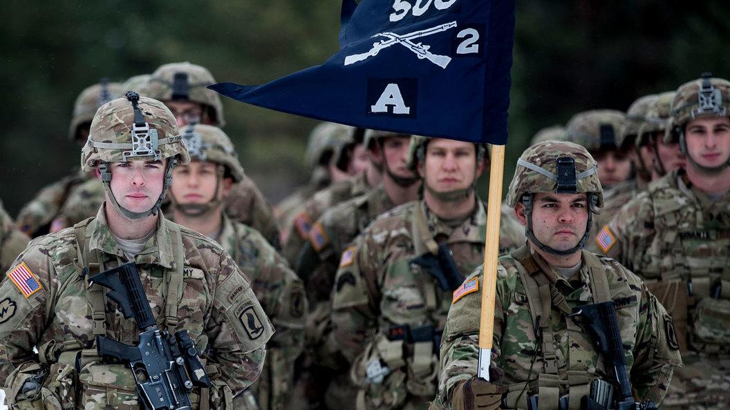 НАТО тренируется убивать русских