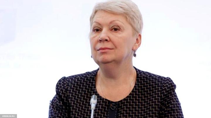 Васильева призвала поддержать позитив у протестной молодежи