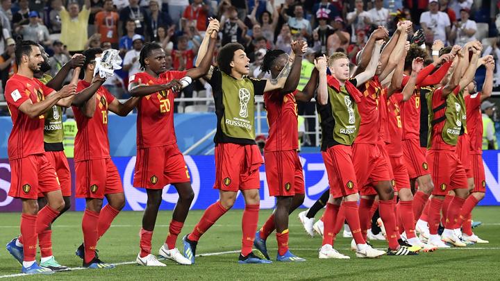 Англия - Бельгия: победитель проиграл?