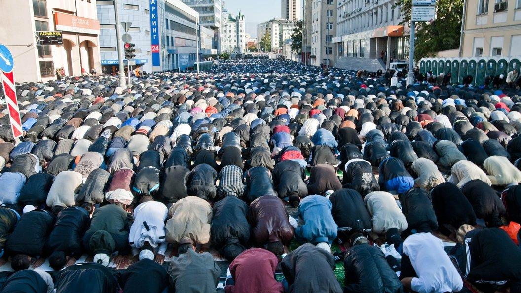 В столицеРФ возникла седьмая мечеть