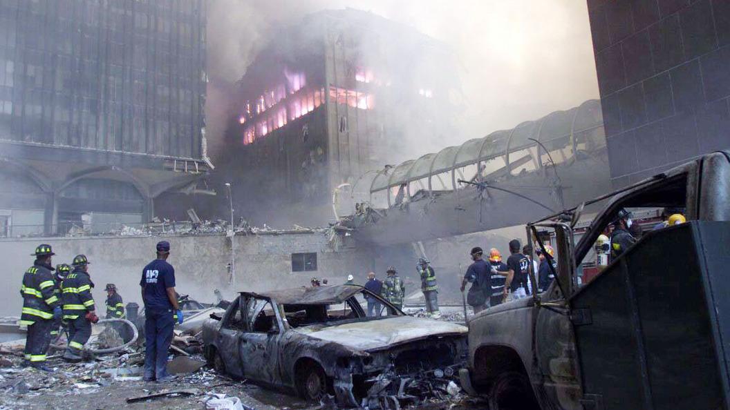 Полицейский, помогавший людям при теракте 11сентября вСША, покончил ссобой