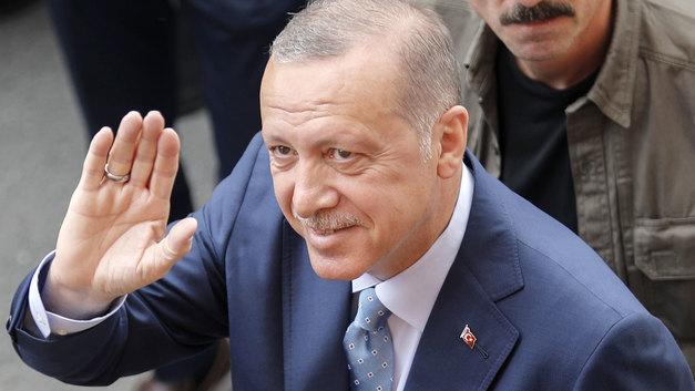 Эрдоган становится новым Ататюрком