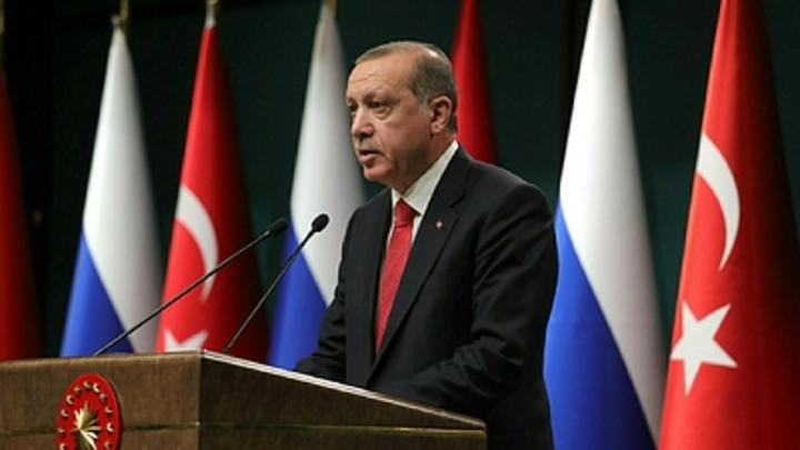 «Без российского газа замерзнем»: Эрдоган и Меркель выступили единым фронтом против Трампа