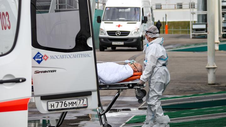 1187 новых случаев коронавируса подтверждено в Подмосковье 16 июня