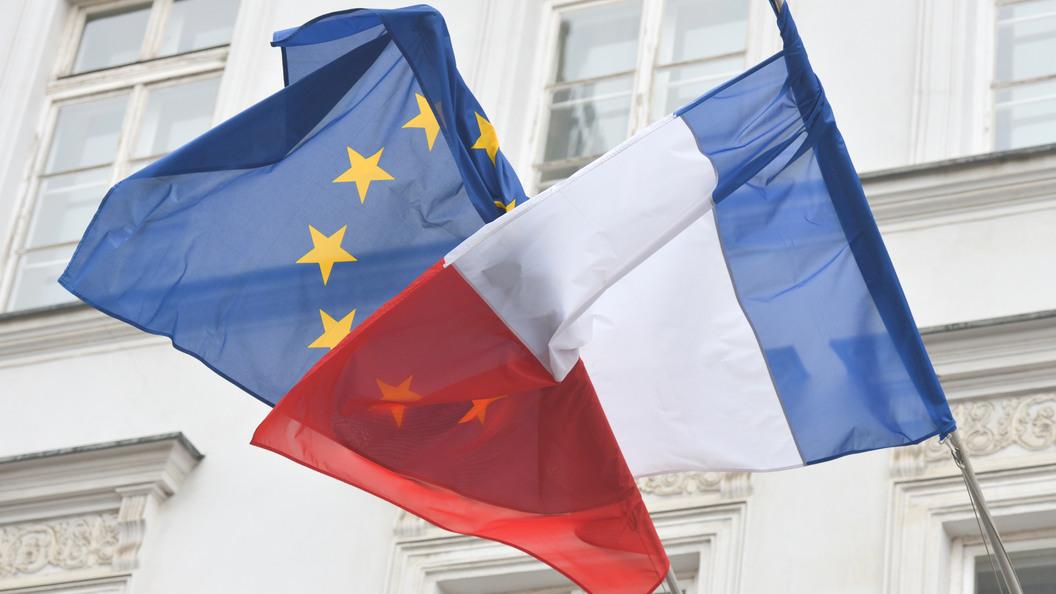 Франция сообщила о несоблюдении интернационального права новыми санкциями США противРФ