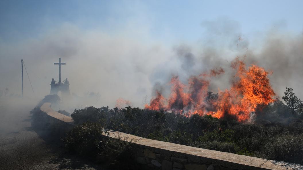 Итальянские пожарные занимались поджогами ради бонусных выплат
