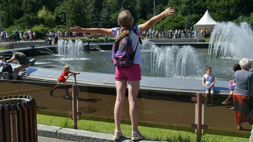В Москве появится лавочка-вентилятор на ручном приводе