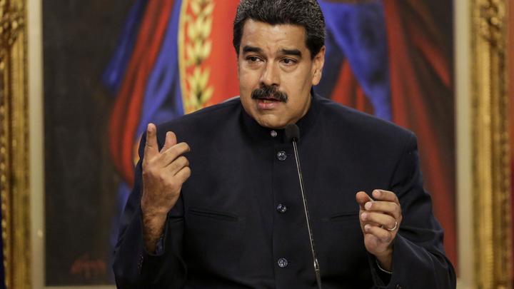 Президент Венесуэлы подготовил твёрдый ответ на санкции США