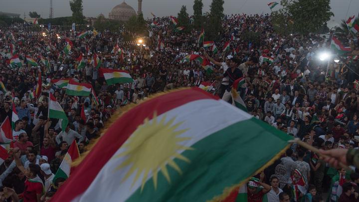Более 3 млн человек отдали свой голос на референдуме о независимости Иракского Курдистана