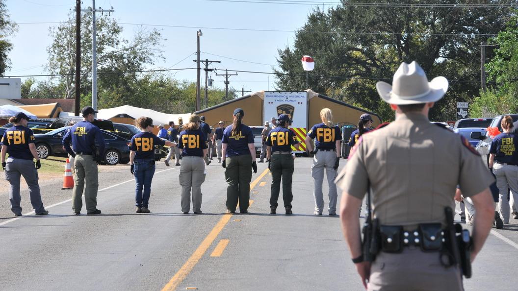 Техасский стрелок убежал изпсихиатрической поликлиники