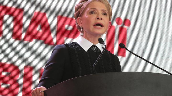 Баба Юля на стиле: Тимошенко высмеяли за подражание Ким Чен Ыну