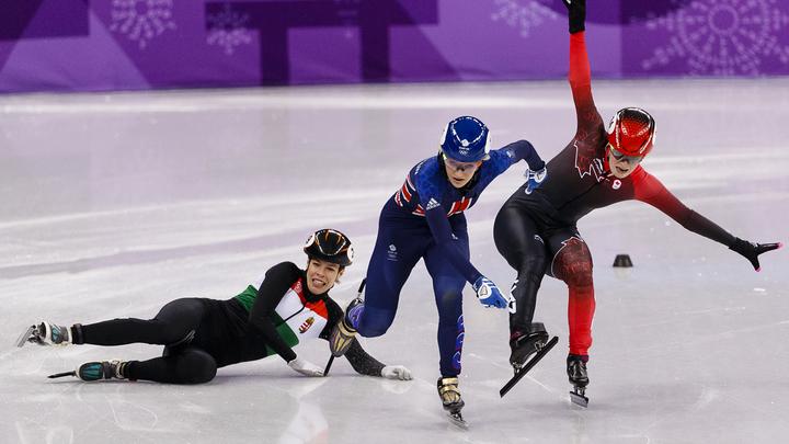 А Россия виновата: Новые суперкостюмы делают британцев непобедимыми на Олимпиаде