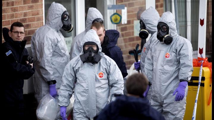 Российские следователи направили запрос Лондону по делу Скрипаля