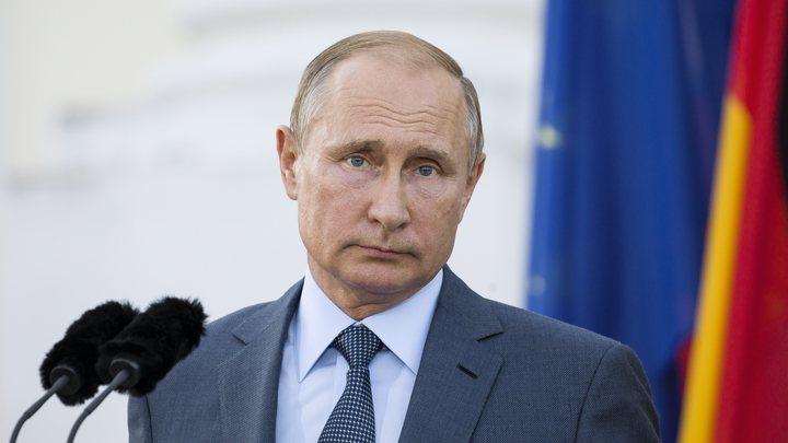 Путин: Гуманитарные усилия в Сирии должны носить системный характер