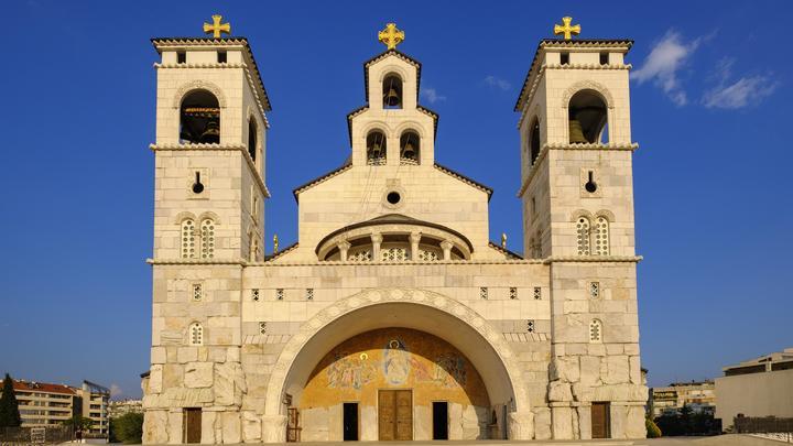 Готовится почва для атаки на Русскую Церковь: В Черногории обострилась ситуация из-за нового закона
