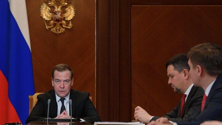 Вот это новость: Соцсети удивились неожиданному признанию Медведева о космической отрасли