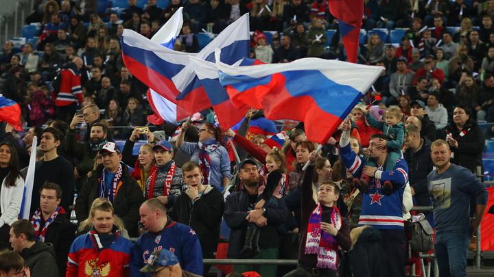 Бэрримор, что за вой в русском Телеграме?: Хоккейный матч Россия - Канада породил анекдот