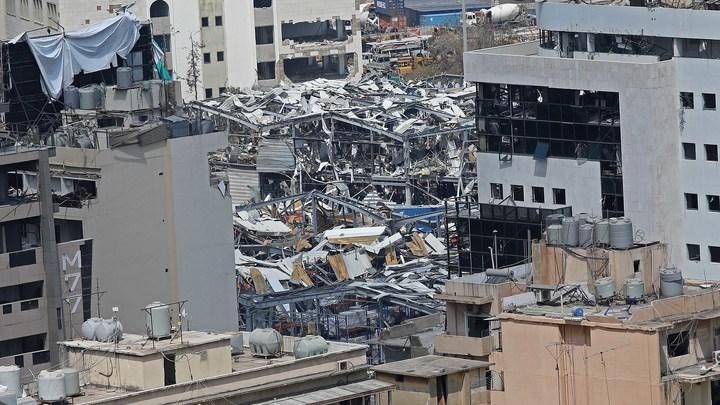Три версии: Химик объяснил, как пожар на складе в Бейруте мог перерасти в смертоносный взрыв